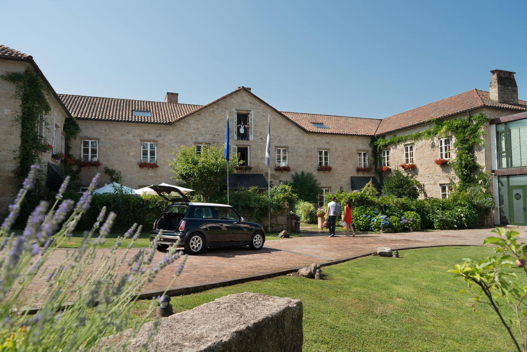 A Quinta da Auga Hotel Santiago de Compostela