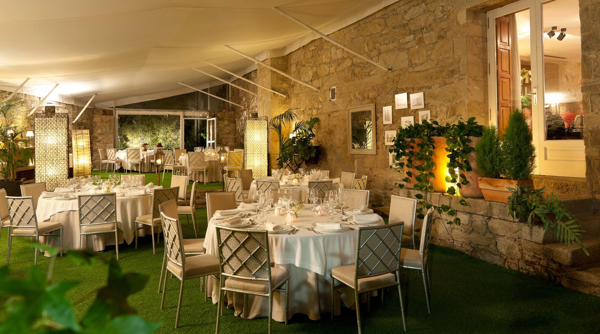 Invernadero - Salón Restaurante Filigrana